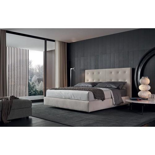 Κρεβάτι υφασμάτινο Wick 140X200cm