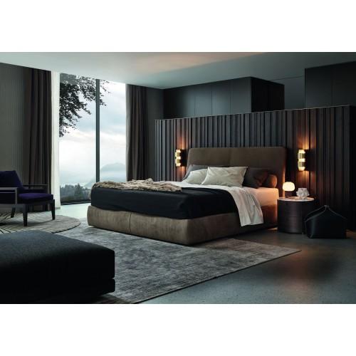 Κρεβάτι υφασμάτινο Exteriors 140X200cm